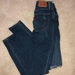 Levi's women's 721 high rise jeans